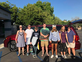 St. Stephen's Youth Mission Trip 2018