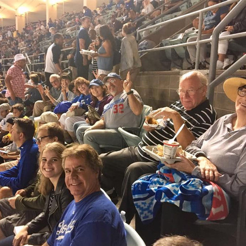 St. Stephen's Dodger night