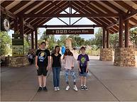 Exploring the Grand Canyon 2018