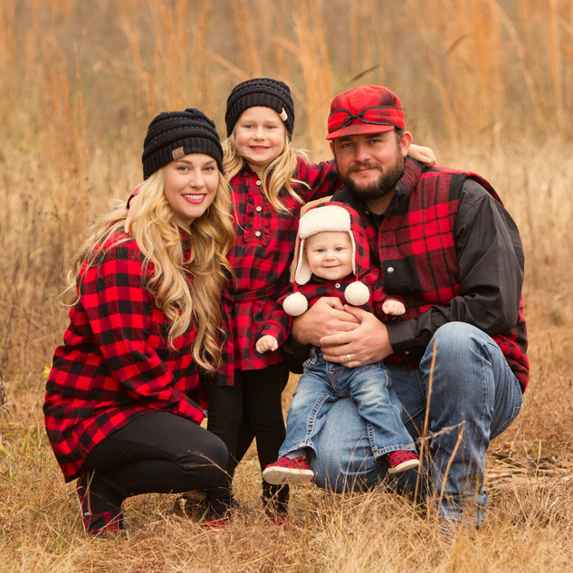 Arkansas Family Portraits