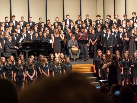 Granville Choirs Update