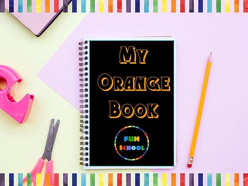 Color - My Orange Book