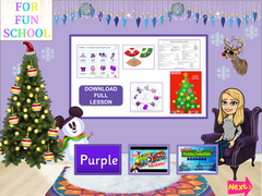 English lesson, Pack 1 - lesson 8