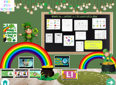 English lesson, Pack 2 - lesson 16 Maternelle
