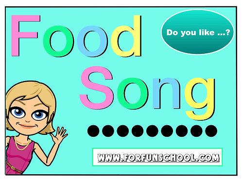 Do you like ... ? Song