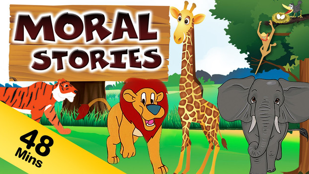 Moral Stories For Kids in English
