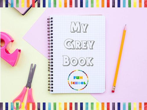 Color - My Grey Book
