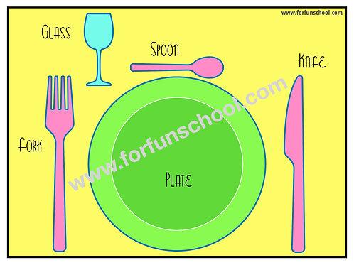 Dinner time !!!