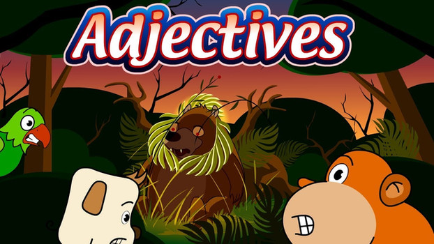 Learn Adjectives