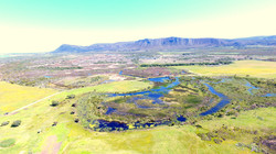 Airview of Duinefontein
