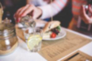 Food & drink served daily at Duncan's Bar & Bistro, Irvine