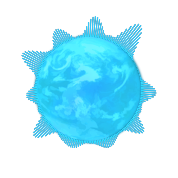 Royalty Free Planet