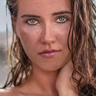thanks to the beautiful model @alleschia