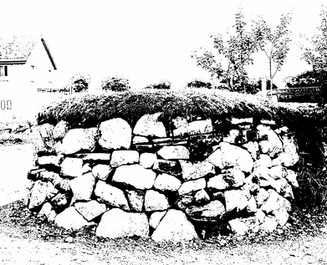 Unique dry stone features for your property.  If you have an idea for a dry stone project don't be afraid to suggest it to us as we love being creative
