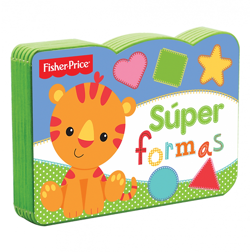 SUPER FORMAS FISHER PRICE