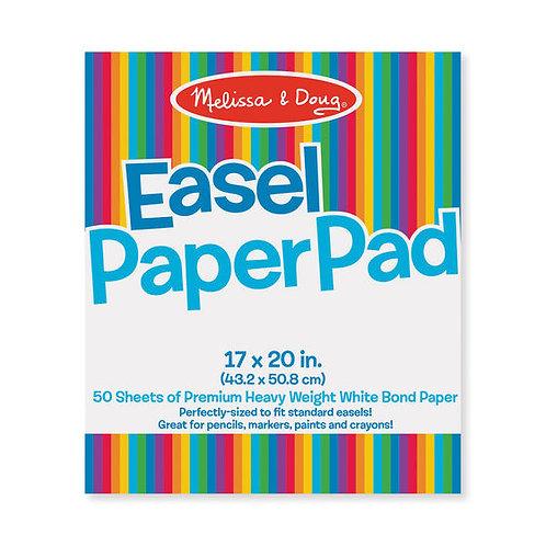 BLOCK DE HOJAS PAPEL PARA CABALLETE-EASEL PAPER PAD-MELISSA AND DOUG