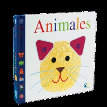 LIBRO PREESCOLAR ANIMALES