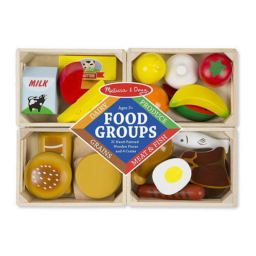 GRUPOS ALIMENTICIOS-FOOD GROUPS-PLAY FOOD