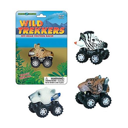 WILD TREKKERS WILDLIFE