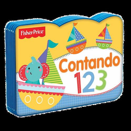 CONTANDO 1 2 3 FISHER PRICE