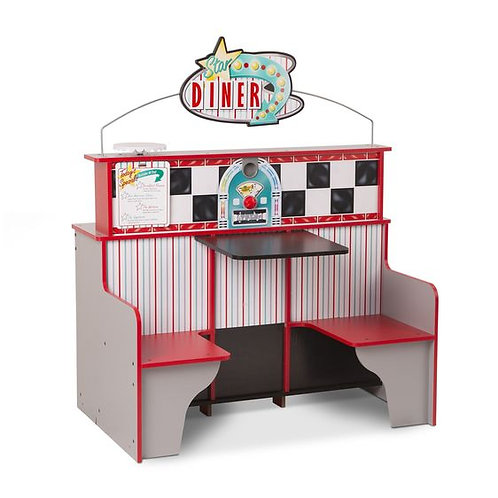 STAR DINER RESTAURANT-MELISSA AND DOUG