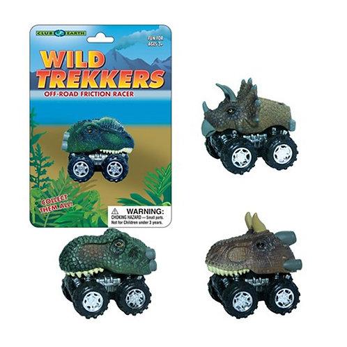 WILD TREKKERS DINOSAURIOS