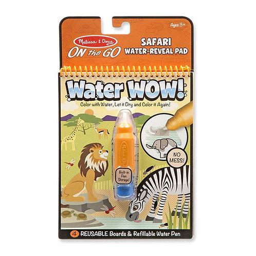 WATER WOW SAFARI-MELISSA AND DOUG