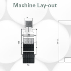Machine-layout Solupack 40-75