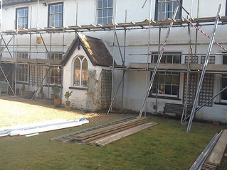 Scaffolding, Skips and Sash Windows