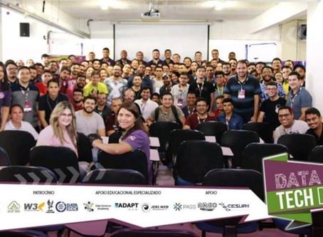 Dataholics estiveram no evento da Comunidade SQL Norte- DataTechDay
