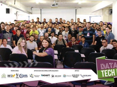 Dataholics estiveram no evento da Comunidade SQL Norte - DataTechDay