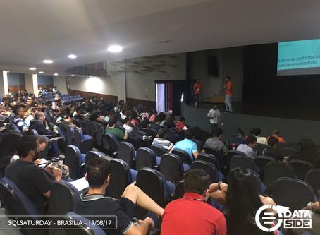 Dataside participa do SQL Saturday em Brasília