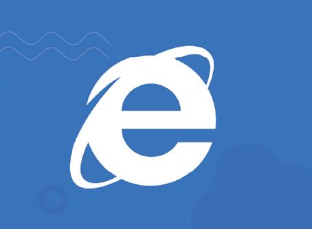 Microsoft anuncia encerramento de suporte aos navegadores Internet Explorer e Edge