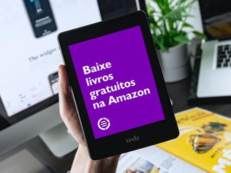 Baixe livros gratuitos na Amazon