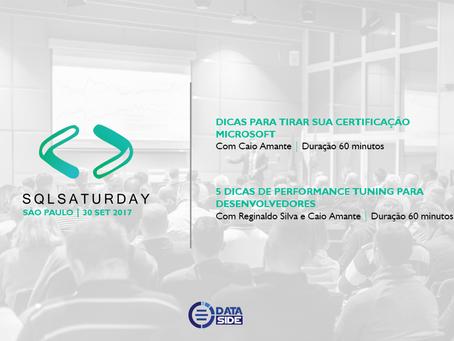 SQLSaturday São Paulo já tem data marcada com participação da Dataside
