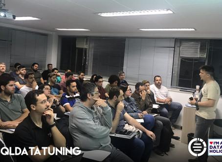 Primeiro SQL DATATUNING teve lotação máxima em São Paulo