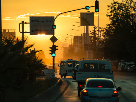 Semáforo Inteligente: Como os dados influenciam o trânsito