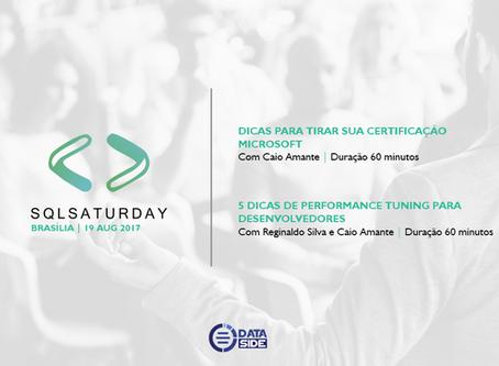 Dataside participa do SQL SATURDAY – BRASÍLIA-DF