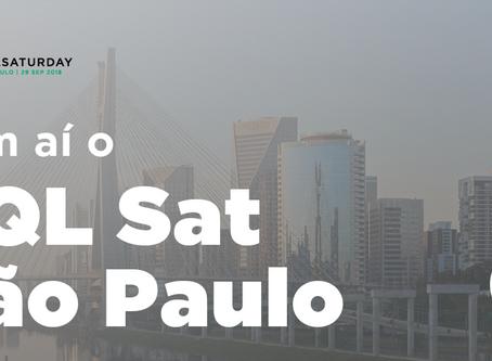 Dataside irá marcar presença no SQL SAT 804 em São Paulo