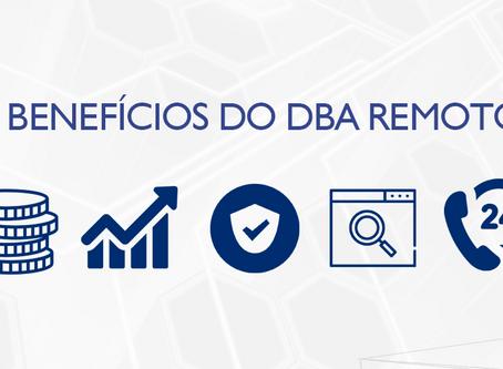 05 Benefícios do DBA Remoto para a sua empresa