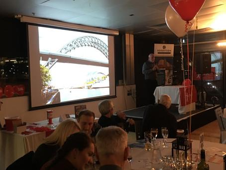 CIAT Charity evening at Baltic, Gateshead Quays for CHUF 17th November 2017