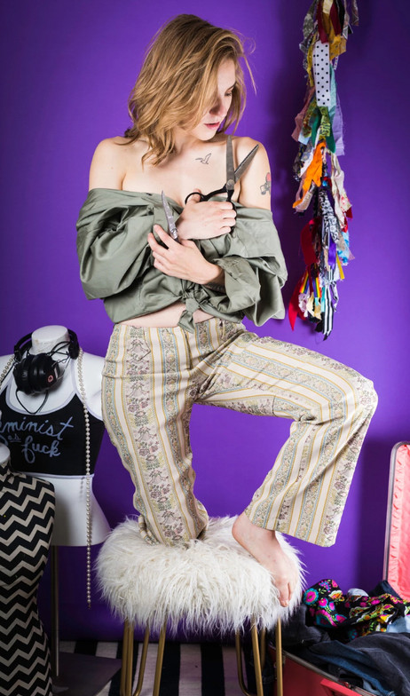 Clothing protrait