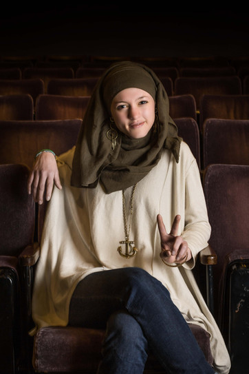 theater portrait