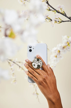 Popsockets and Flowers