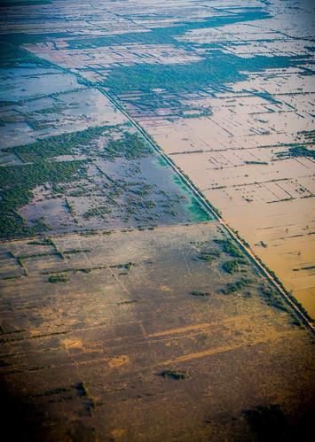 farmland flyover