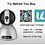 Thumbnail: Vimtag® CP3 (2048x1536p) – Wifi Indoor Security Camera