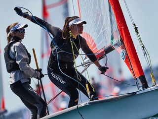 World Sailing Youth World Championships Selection!