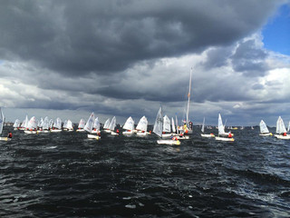Magic Marine Easter Regatta, Braassemermeer - Day 2