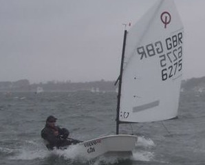 Spring Championships, Poole Harbour- Day 1