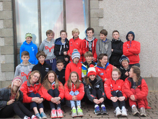 National Squad Residential, Pwllheli - Day 3